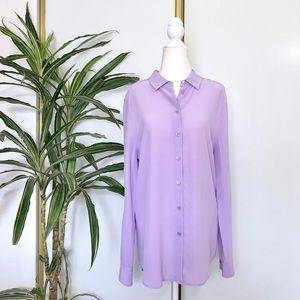 EUC EQUIPMENT Essential 100% silk shirt